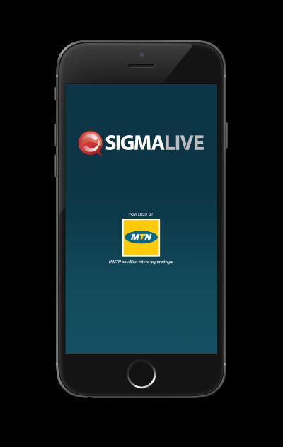 Sigmalive Mobile Application