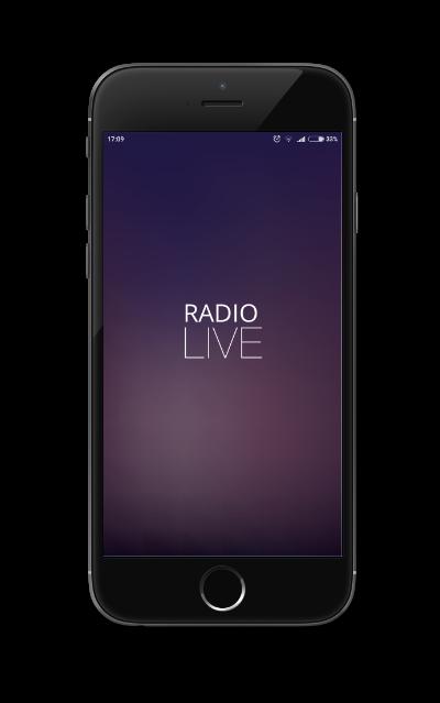 Radio Live Cyprus Mobile Application