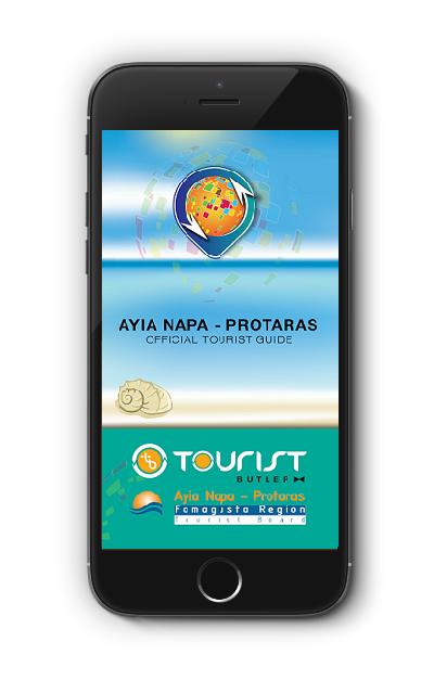 Ayia Napa - Protaras Mobile Application