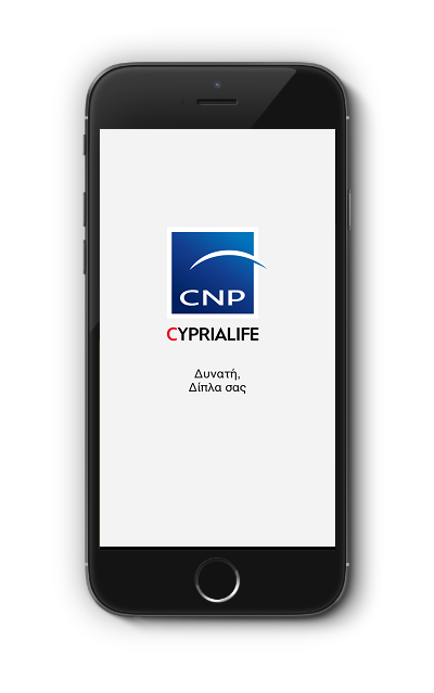 CNP CYPRIALIFE Mobile Application